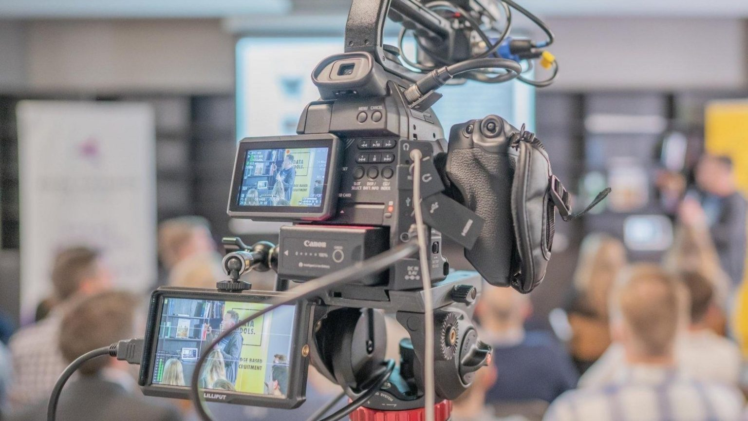 event filming services